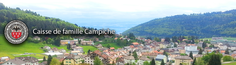Caisse de famille Campiche